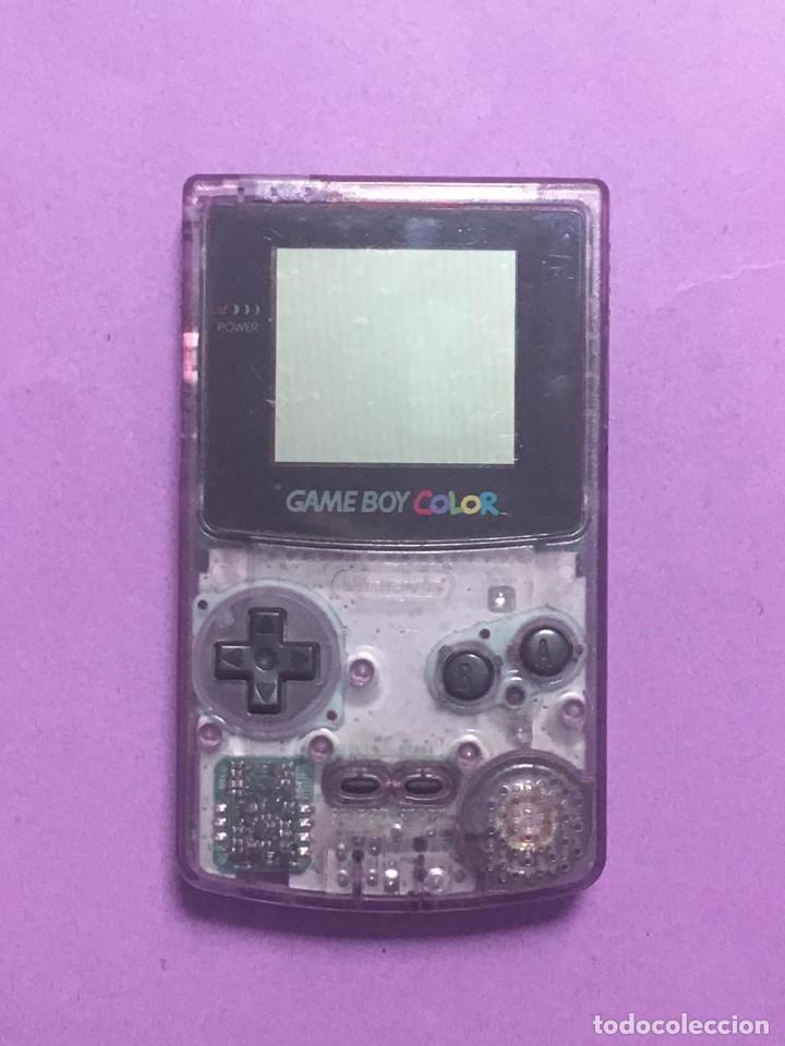 Videojuegos y Consolas: Game Boy Color - Bien de sonido y Megapixeles perfectos - Hay que reparar el Boton A y B - Foto 4 - 184405961