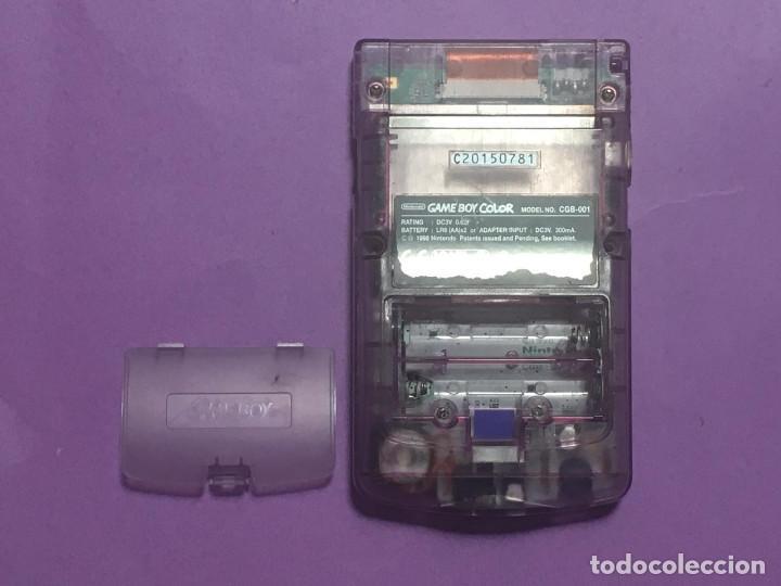 Videojuegos y Consolas: Game Boy Color - Bien de sonido y Megapixeles perfectos - Hay que reparar el Boton A y B - Foto 5 - 184405961