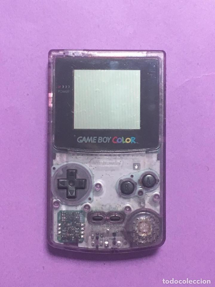 Videojuegos y Consolas: Game Boy Color - Bien de sonido y Megapixeles perfectos - Hay que reparar el Boton A y B - Foto 6 - 184405961