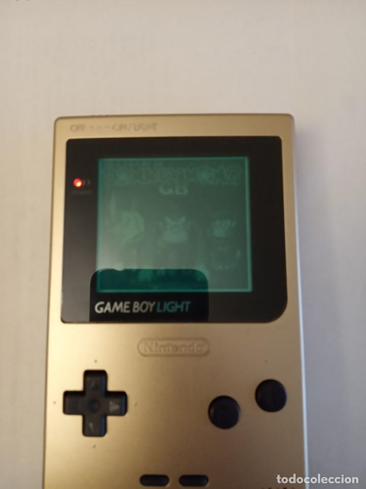 Videojuegos y Consolas: EXPECTACULAR LOTE GAMEBOY LIGHT EDICION JAPONESA - Foto 4 - 183086195
