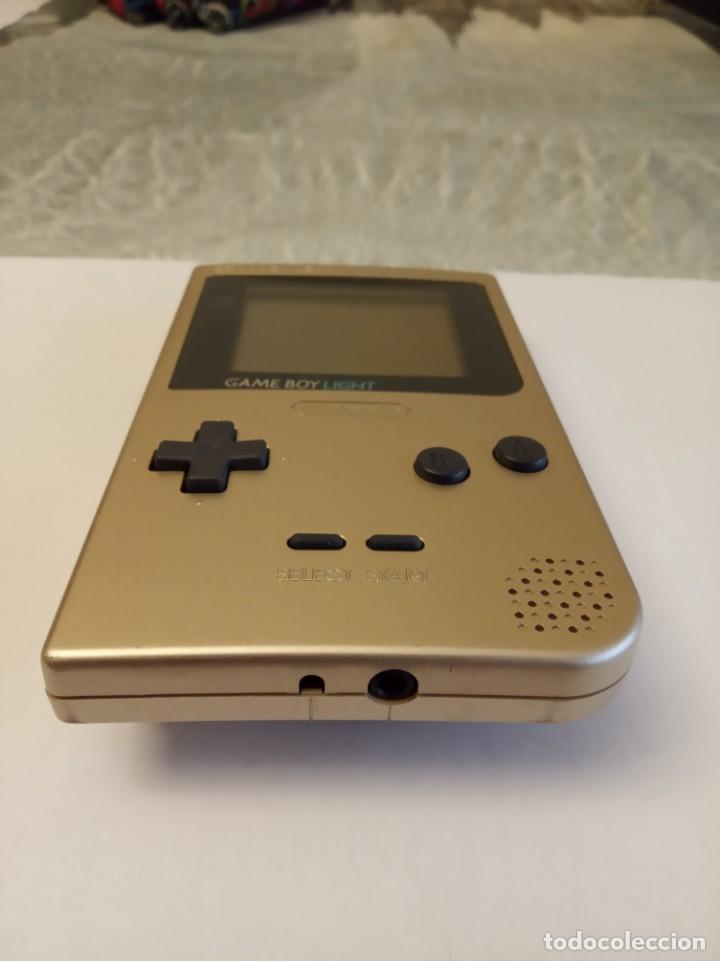 Videojuegos y Consolas: EXPECTACULAR LOTE GAMEBOY LIGHT EDICION JAPONESA - Foto 5 - 183086195