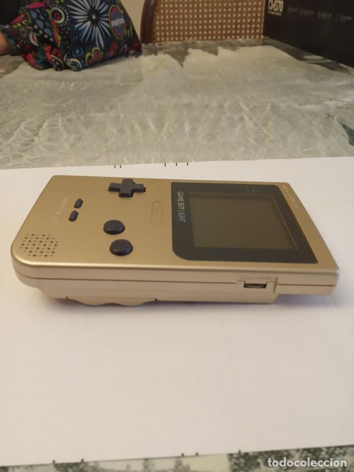 Videojuegos y Consolas: EXPECTACULAR LOTE GAMEBOY LIGHT EDICION JAPONESA - Foto 6 - 183086195