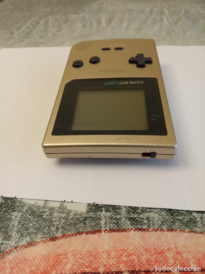 Videojuegos y Consolas: EXPECTACULAR LOTE GAMEBOY LIGHT EDICION JAPONESA - Foto 7 - 183086195