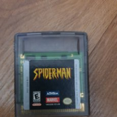 Videojuegos y Consolas: JUEGO GAME BOY SPIDERMAN. Lote 187502683