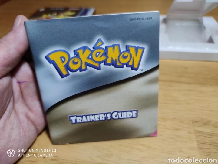 Videojuegos y Consolas: Caja Pokemon Oro nintendo game boy - Foto 2 - 190899530