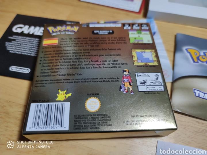 Videojuegos y Consolas: Caja Pokemon Oro nintendo game boy - Foto 8 - 190899530