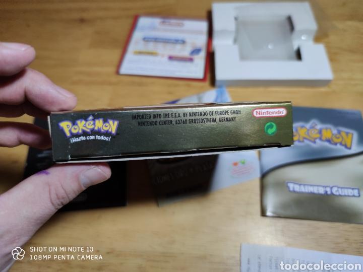 Videojuegos y Consolas: Caja Pokemon Oro nintendo game boy - Foto 10 - 190899530