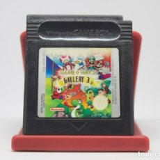 Videojuegos y Consolas: GAME&WATCH GALLERY 3 GBC. Lote 55939601