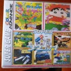 Videojuegos y Consolas: JUEGO SUPER 32 EN 1 PARA NINTENDO GAMEBOY COLOR. Lote 191209827