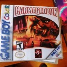 Videojuegos y Consolas: JUEGO CARMAGEDDON PARA NINTENDO GAMEBOY COLOR. Lote 191478925
