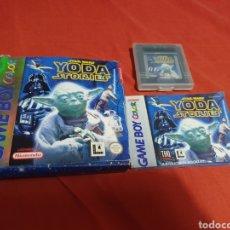 Videojuegos y Consolas: STAR WARS GAME BOY. Lote 192070366