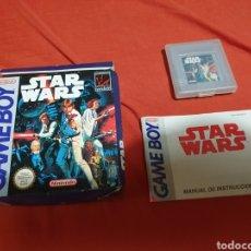 Jeux Vidéo et Consoles: JUEGO GAME BOY STAR WARS. Lote 192070932