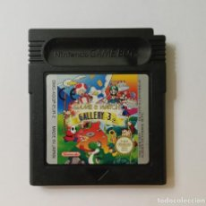 Jeux Vidéo et Consoles: GAME AND WATCH GALLERY 3 - NINTENDO GAME BOY COLOR. Lote 192145797