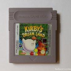 Videojuegos y Consolas: KIRBY'S DREAM LAND - NINTENDO GAME BOY COLOR. Lote 192145828