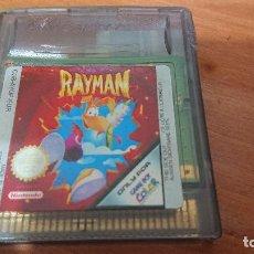 Videojuegos y Consolas: RAYMAN GAMEBOY COLOR CARTUCHO. Lote 192176116