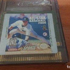 Videojuegos y Consolas: ALL-STAR BASEBALL 2000. Lote 192183008