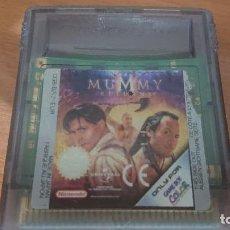 Videojuegos y Consolas: MUMMY RETURNS GAMEBOY COLOR CARTUCHO. Lote 219416827
