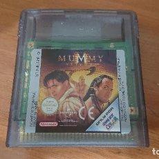 Videojuegos y Consolas: MUMMY RETURNS GAMEBOY COLOR CARTUCHO. Lote 192184510