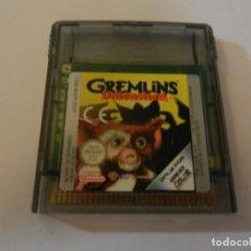 Videojuegos y Consolas: JUEGO GAME BOY COLOR - GREMLINS UNLEASHED. . Lote 192248768