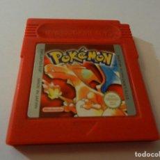 Videojuegos y Consolas: JUEGO GAME BOY COLOR POKEMON ROJO. . Lote 192249687
