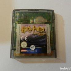 Videojuegos y Consolas: JUEGO NINTENDO GAME BOY COLOR HARRY POTTER - PHILOSOPHER'S STONE - PIEDRA FILOSOFAL. . Lote 192249898