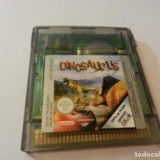 Videojuegos y Consolas: JUEGO GAME BOY COLOR - DINOSAURUS. . Lote 192250306
