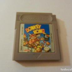 Videojuegos y Consolas: JUEGO GAME BOY - DONKEY KONG - ESTUCHE. . Lote 192250741