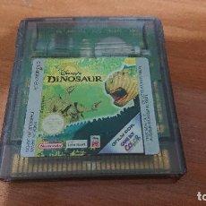 Videojuegos y Consolas: DINOSAUR GAME BOY COLOR CARTUCHO. Lote 219416865