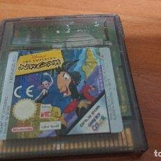 Videojuegos y Consolas: THE EMPEROR'S NEW GROOVE GAME BOY COLOR CARTUCHO. Lote 219416953