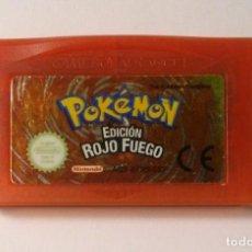 Videojuegos y Consolas: POKEMON ROJO FUEGO - NINTENDO GAME BOY COLOR. Lote 194510191
