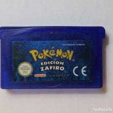 Videojuegos y Consolas: POKEMON ZAFIRO - NINTENDO GAME BOY COLOR. Lote 194510657