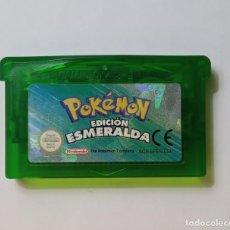 Videojuegos y Consolas: POKEMON ESMERALDA - NINTENDO GAME BOY COLOR. Lote 194510777