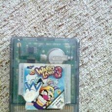 Videojuegos y Consolas: WARIOLAND 3 GBC. Lote 194568016