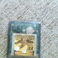 Videojuegos y Consolas: HARRY POTTER Y LA CAMARA SECRETA GBC. Lote 194568112
