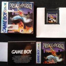 Videojuegos y Consolas: GAMEBOY COLOR PRINCE OF PERSIA.. Lote 194686468