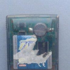 Videojuegos y Consolas: JUEGO GAMEBOY COLOR GBC LEGEND OF ZELDA ORACLE OF AGES SOLO CARTUCHO PAL R9997. Lote 194700635