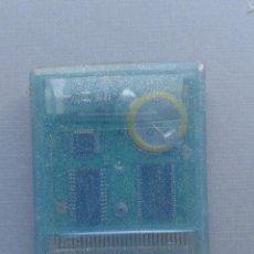 Videojuegos y Consolas: JUEGO GAMEBOY COLOR GBC POKEMON EDICION CRISTAL ORIGINAL SOLO CARTUCHO PAL R9999. Lote 194700730
