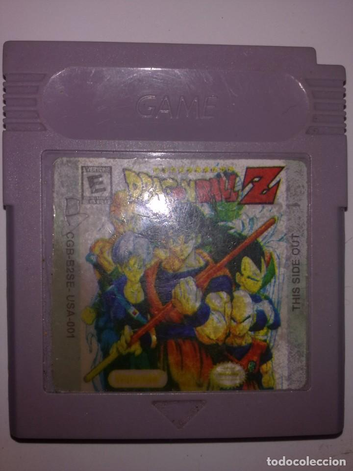 DRAGON BALL Z (Juguetes - Videojuegos y Consolas - Nintendo - GameBoy Color)