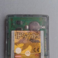 Videojuegos y Consolas: NINTENDO GAME BOY COLOR GBC HARRY POTTER AND THE CHAMBER SECRETS PAL R10016. Lote 194765083