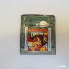 Videojuegos y Consolas: JUEGO DONKEY KONG COUNTRY PARA GAME BOY COLOR. Lote 194868240