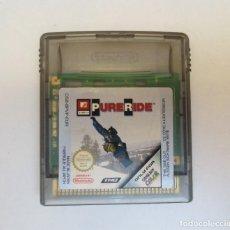 Videojuegos y Consolas: JUEGO PURE RIDE PARA GAME BOY COLOR. Lote 194870132