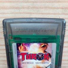 Videojuegos y Consolas: JUEGO GAME BOY COLOR - TUROK RAGE WARS. Lote 194889960