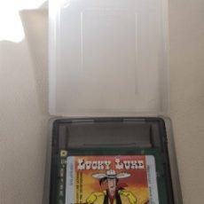 Videojuegos y Consolas: JUEGO LUCKY LUKE GAME BOY COLOR.. Lote 195086892
