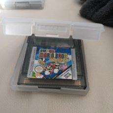 Videojuegos y Consolas: JUEGO GAME BOY COLOR SUPER MARIO BROS DELUXE.. Lote 195087273
