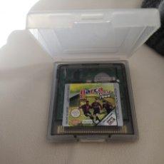 Videojuegos y Consolas: JUEGO GAME BOY COLOR. BARÇA TOTAL 2000.. Lote 195087458