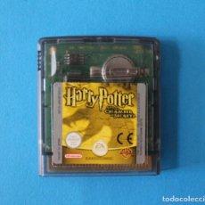 Videojuegos y Consolas: NINTENDO GAME BOY COLOR - HARRY POTTER Y LA CÁMARA SECRETA - GBC. Lote 195155473