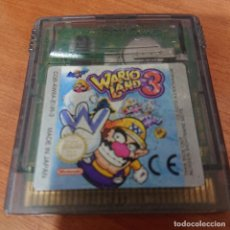 Videojuegos y Consolas: WARIO LAND 3 GAME BOY COLOR CARTUCHO. Lote 195333235