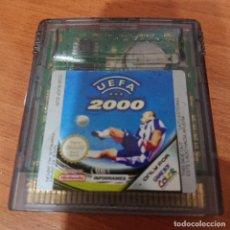 Videojuegos y Consolas: UEFA 2000 GAME BOY COLOR CARTUCHO. Lote 195333380
