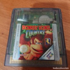 Videojuegos y Consolas: DONKEY KONG COUNTRY GAME BOY COLOR CARTUCHO. Lote 195333448