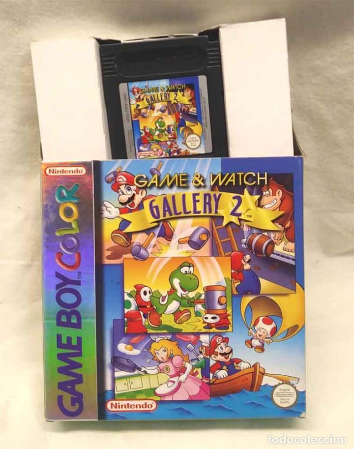 GALLERY 2 NINTENDO GAME BOY COLOR (Juguetes - Videojuegos y Consolas - Nintendo - GameBoy Color)